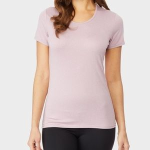 32 degrees cool women's t-shirt Heather blush pink
